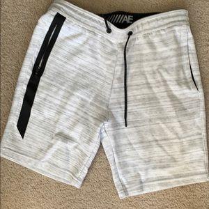 AE active flex shorts